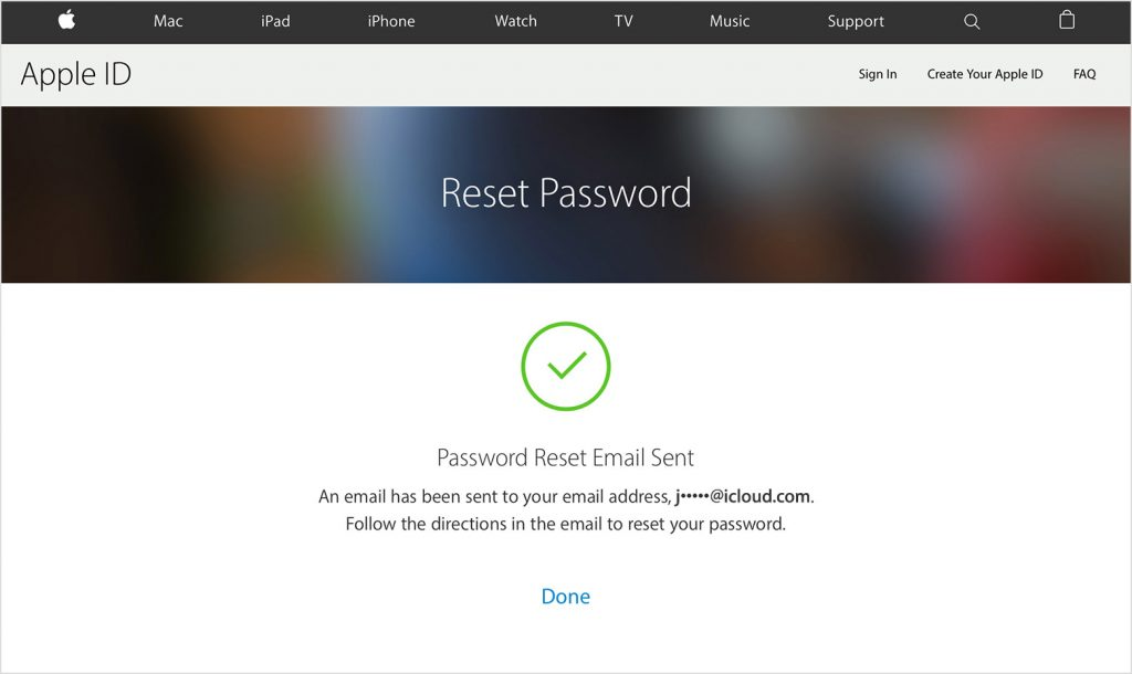 elcapitan-apple-id-standard-reset-password-email-sent