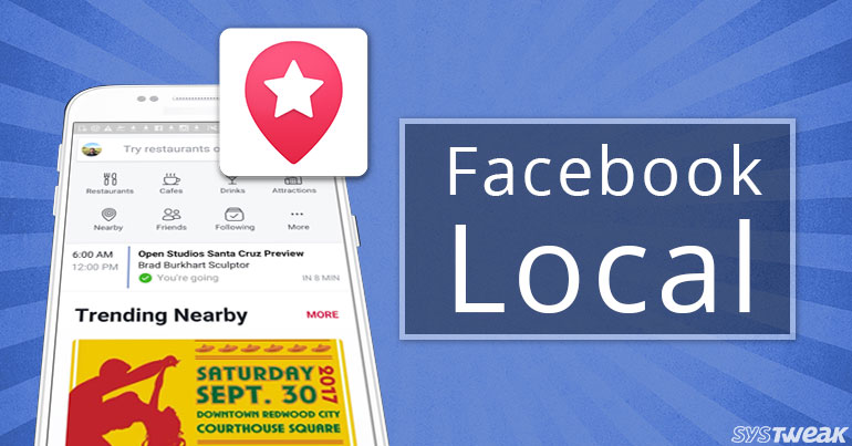 Facebook Rolls Out Its New App: Facebook Local