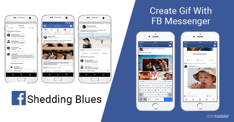 NEWSLETTER: It's all about Facebook – New App UI & Camera Features