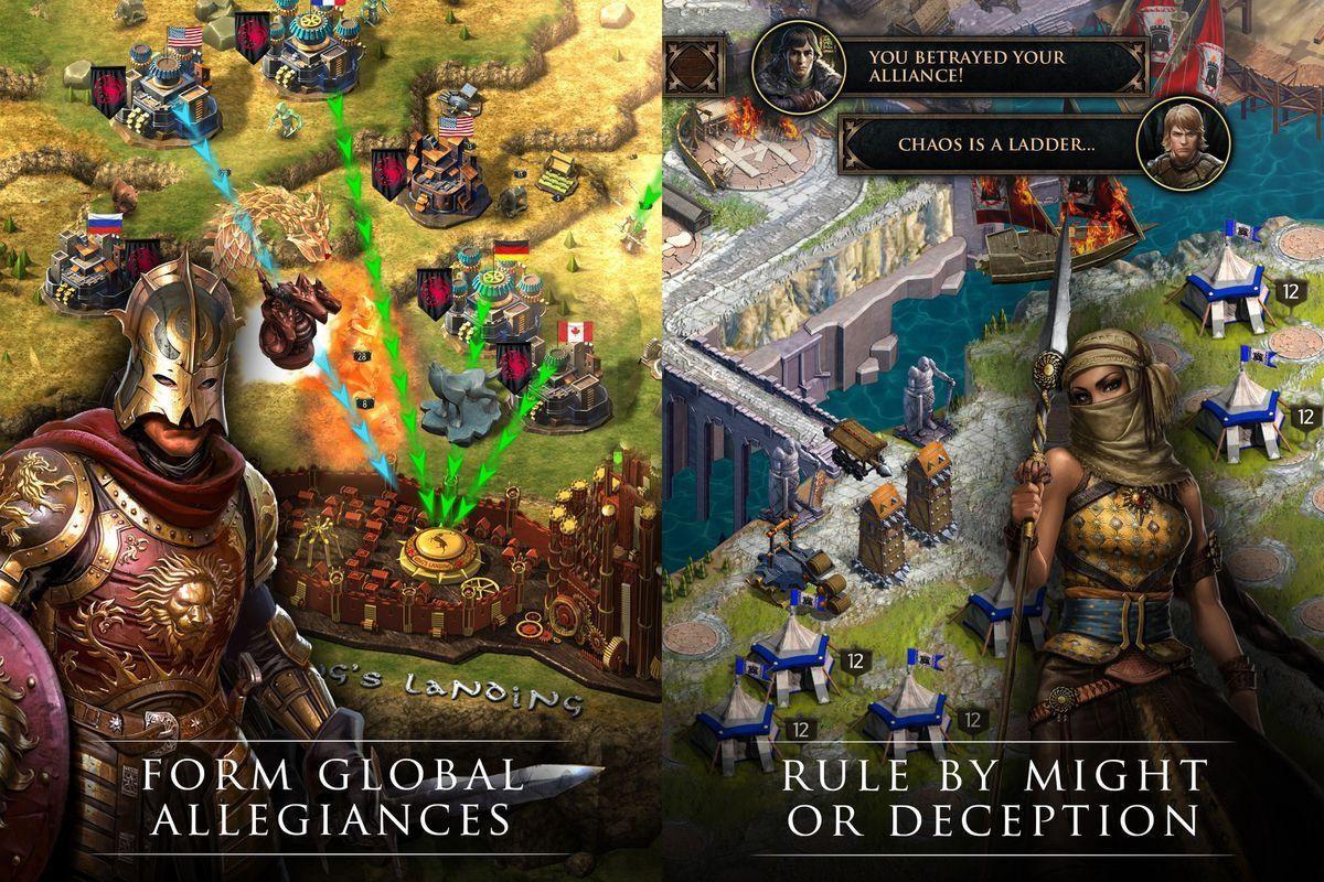game of thrones global allegiances