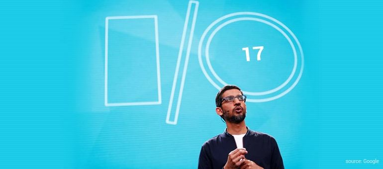 All About Google I/O Conference 2017 Day 1