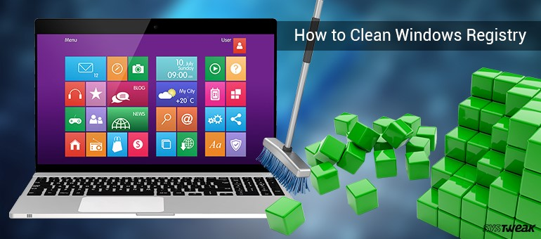 How to Clean the Windows Registry to Speed up Slow PC