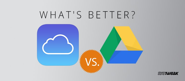 Battle of Backup: iCloud Photos Vs Google Photos