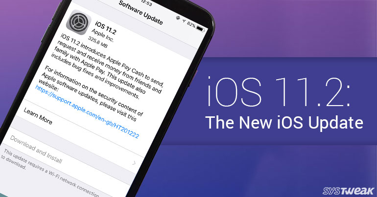 iOS 11.2: Apple Releases Major Update For iOS 11.1.2. Users