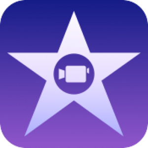 imovie- best video editing software on mac
