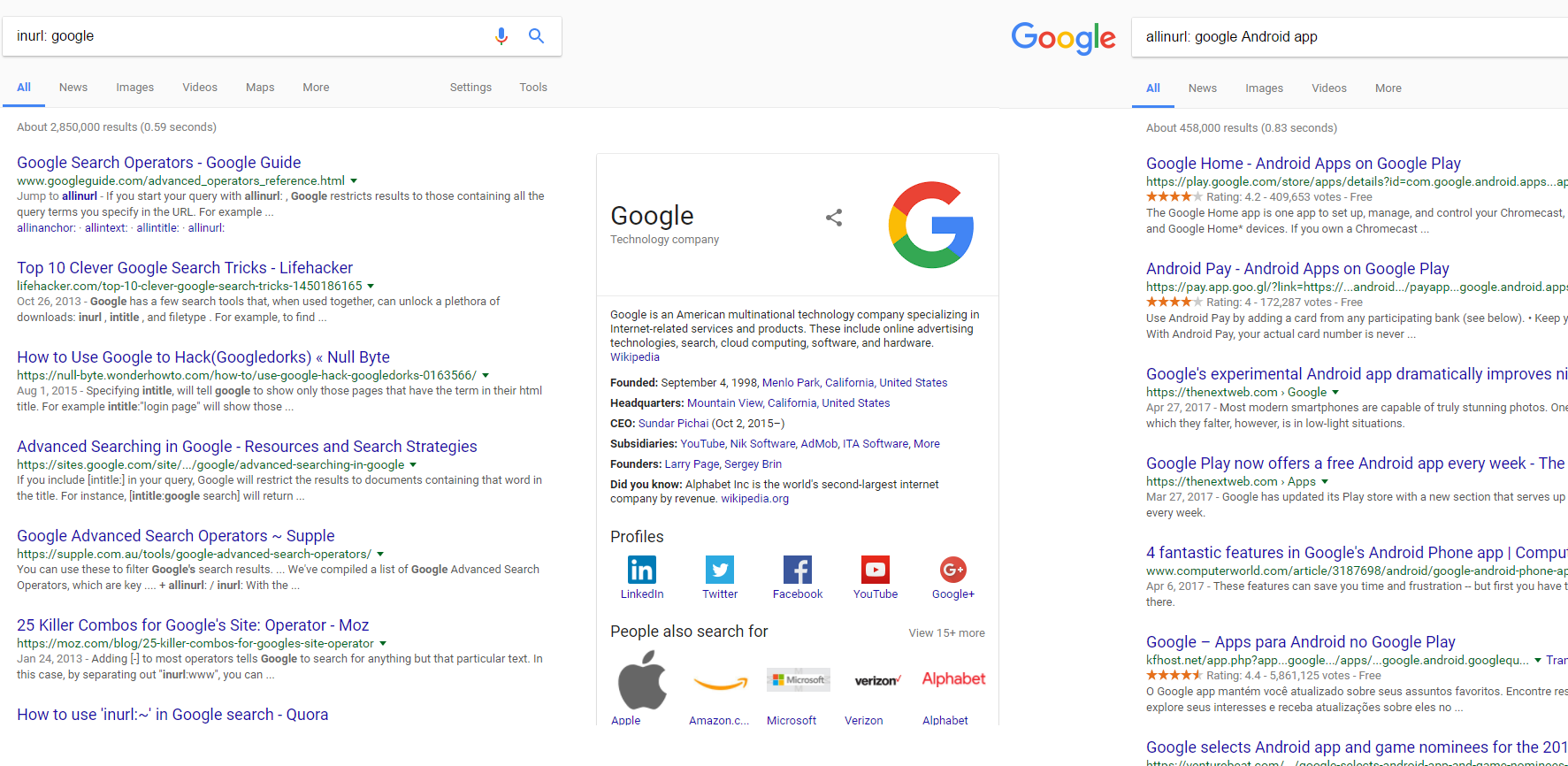 in-page-url-search-google