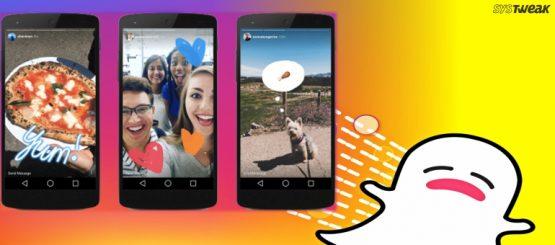 Instagram Stories Steals Snapchat's Thunder!