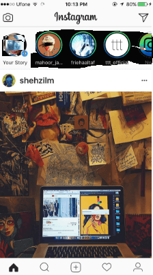 instagram super zoom feature