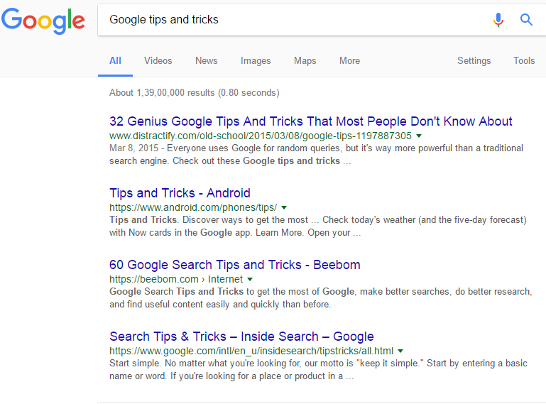 keyword-based-searching-on-google