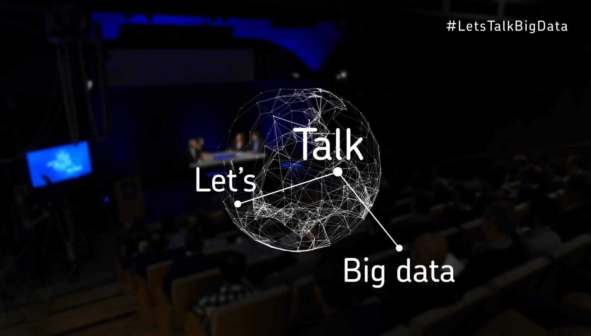 lets talk big data