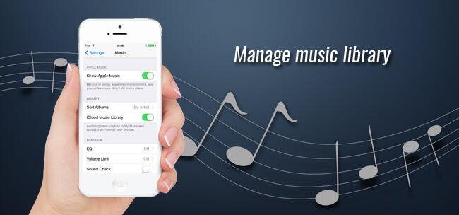 manage-music-library