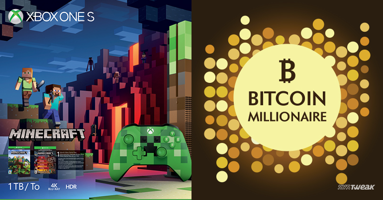 Newsletter: Microsoft Rolls Out Special Xbox One Edition & Bitcoin Might Make You a Billionaire!