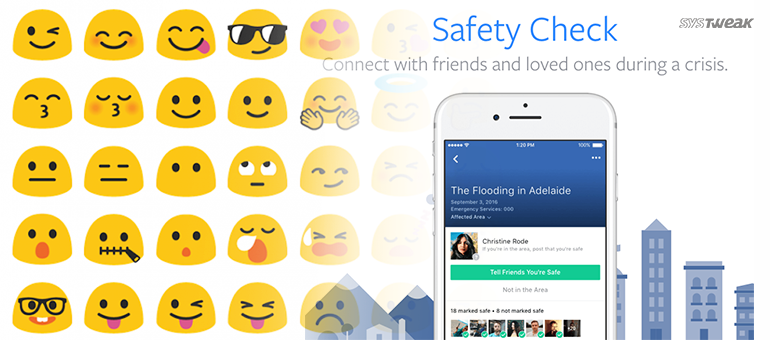 NEWSLETTER: GOOGLE'S EMOJI BLOBS RETIRED & FACEBOOK ENABLES SAFETY CHECK!