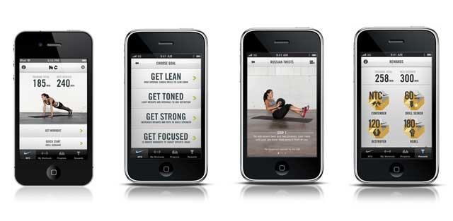 niketraining club best fitness app
