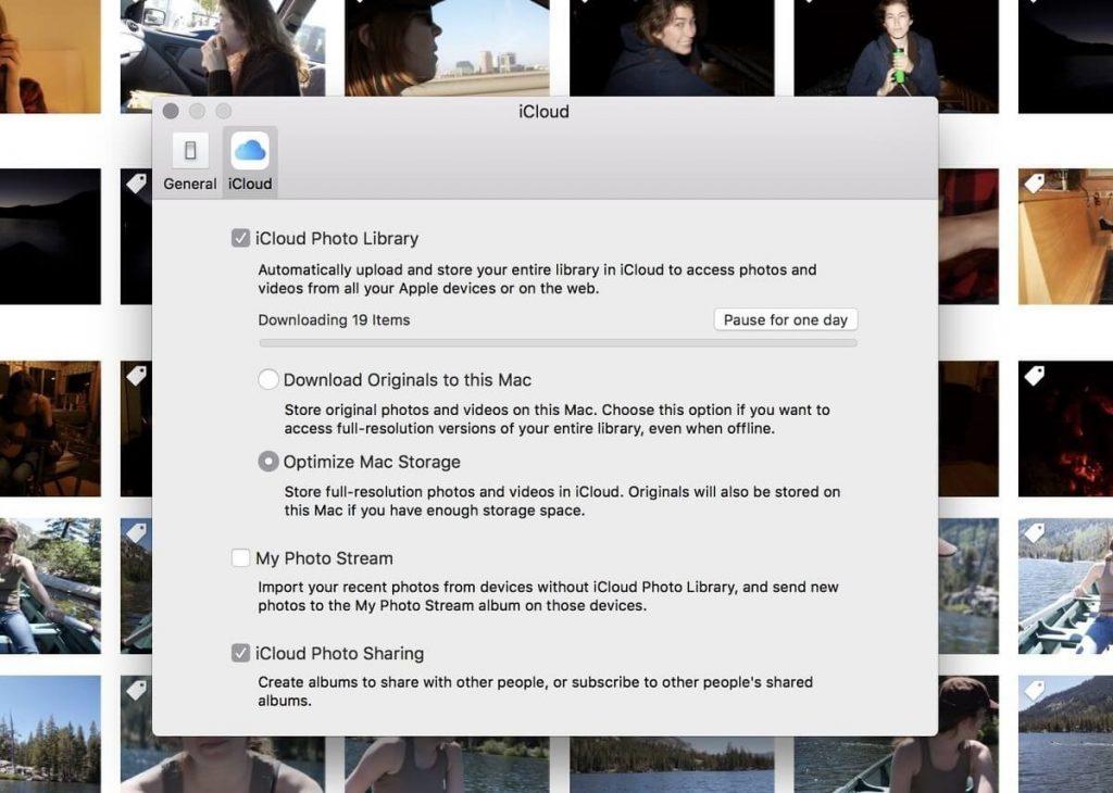 photos app in mac