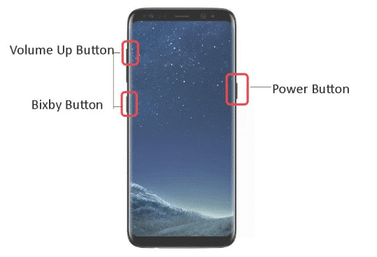 power button press