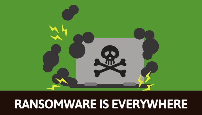 ransomware hitting on hospital
