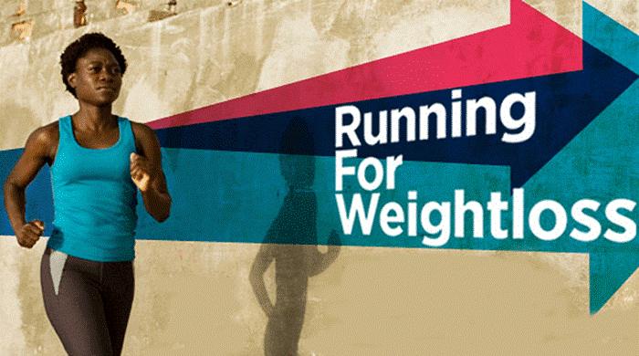 running for weight loss app