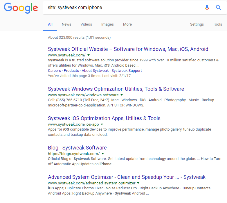 search-within-website-google-search
