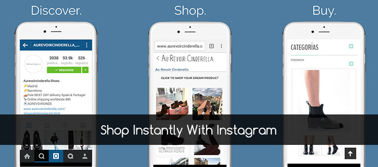 Instagram gears up for the 'Shopaholics'