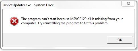 dll fixer software freeware