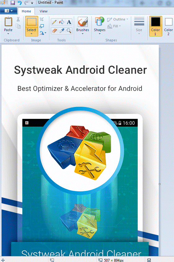 systweak android cleaner webp image