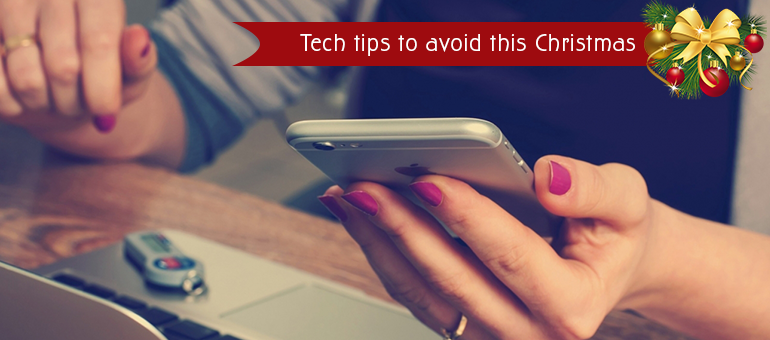 Things to Avoid this Christmas