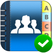 tuneup contacts apps for iPhone