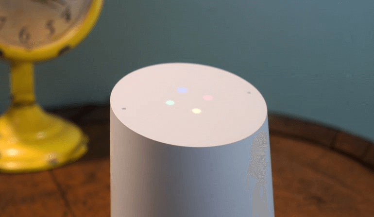 turn off voice and audio in google home