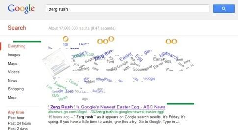 zerg-rush-on-google